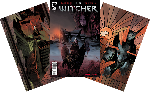 The Witcher: House of Glass, Hefte 3-5